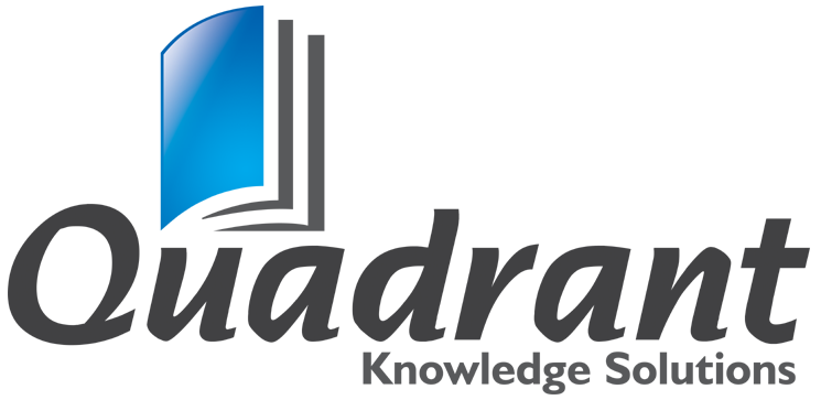 Quadrant Knowledge Solutions Logo PNG Format File